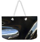 1965 Ford Mustang Emblem 3 Weekender Tote Bag