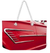 1965 Ford Thunderbird  Weekender Tote Bag