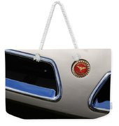 1966 Bizzarini 5300 Spyder Weekender Tote Bag