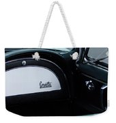 1966 Chevrolet Corvette 7 Weekender Tote Bag