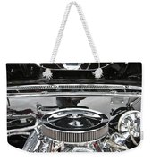 1967 Chevrolet Chevelle Ss Engine 2 Weekender Tote Bag