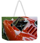 1967 Ferrari 275 Gtb4 Coupe Weekender Tote Bag