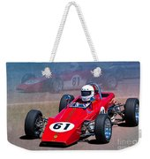 1969 Lotus 61 Formula Ford Weekender Tote Bag