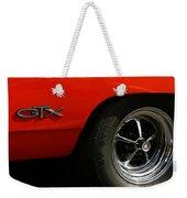 1969 Plymouth Gtx Hemi Weekender Tote Bag