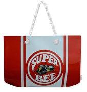 1970 Dodge Super Bee 1 Weekender Tote Bag