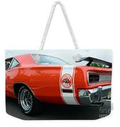 1970 Dodge Super Bee 2 Weekender Tote Bag