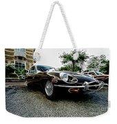 1973 Jaguar Type E Fantasy  Weekender Tote Bag