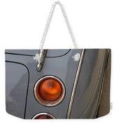 1991 Nissan Figaro Taillights Weekender Tote Bag