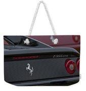1997 Ferrari Emblem Weekender Tote Bag