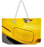 1998 Chevrolet Corvette  Weekender Tote Bag
