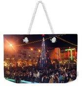 1st International Christmas Festival Weekender Tote Bag