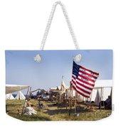 1st New York Artillery Weekender Tote Bag