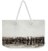 1st U.s. Colored Infantry Weekender Tote Bag