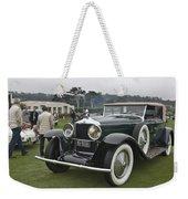 1929 Minerva Type Am Murphy Convertible Sedan Weekender Tote Bag