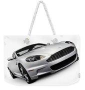 2009 Aston Martin Dbs Weekender Tote Bag