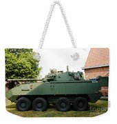 A Belgian Army Piranha IIic Weekender Tote Bag