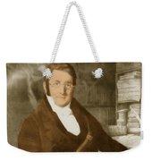 A. P. De Candolle, Swiss Botanist Weekender Tote Bag