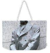Abraham Lincoln Statue Weekender Tote Bag by Granger
