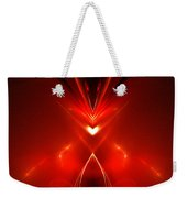 Abstract Sixty-one Weekender Tote Bag