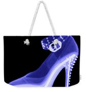 An X-ray Of A High Heel Shoe Weekender Tote Bag