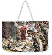 Antony & Cleopatra Weekender Tote Bag