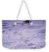 Apollo Mission 17 Weekender Tote Bag