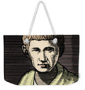 Aristotle, Ancient Greek Philosopher Weekender Tote Bag