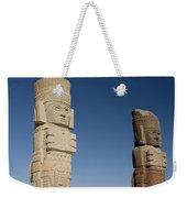 Atlantes Warrior Statues Weekender Tote Bag