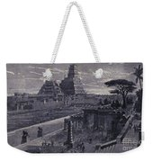 Babylon Weekender Tote Bag by Photo Researchers