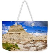 Badlands In Alberta Weekender Tote Bag