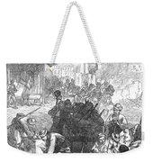 Balkan Insurgency, 1876 Weekender Tote Bag