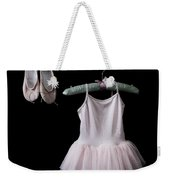 Ballet Dress Weekender Tote Bag
