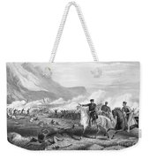Battle Of Buena Vista, 1847 Weekender Tote Bag by Granger