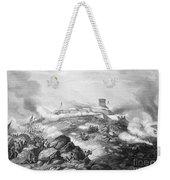 Battle Of Chapultepec, 1847 Weekender Tote Bag