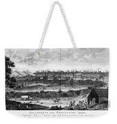 Battle Of Saratoga, 1777 Weekender Tote Bag