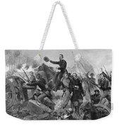 Battle Of Spotsylvania Weekender Tote Bag