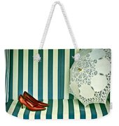 Beach Chair Weekender Tote Bag by Joana Kruse