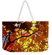 Beautiful Fall ... Weekender Tote Bag