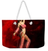 Belly Dancer Weekender Tote Bag