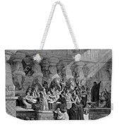 Belshazzars Feast Weekender Tote Bag by Granger