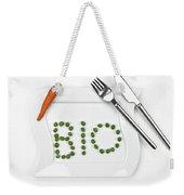 Bio Weekender Tote Bag