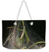 Bird-cherry Ermine Caterpillars Weekender Tote Bag