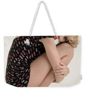 Blond Lady Weekender Tote Bag