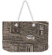 Boat Builders Cottage Weekender Tote Bag