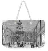 Boston: Faneuil Hall Weekender Tote Bag