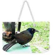 Brewers Black Bird Weekender Tote Bag