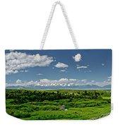 Bridger Mountain View Weekender Tote Bag