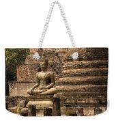 Buddha At Sukhothai Weekender Tote Bag
