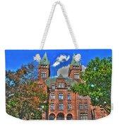 Buffalo Psychiatric Center Weekender Tote Bag