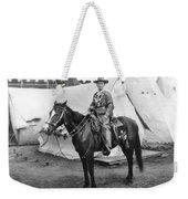 Calamity Jane (c1852-1903) Weekender Tote Bag